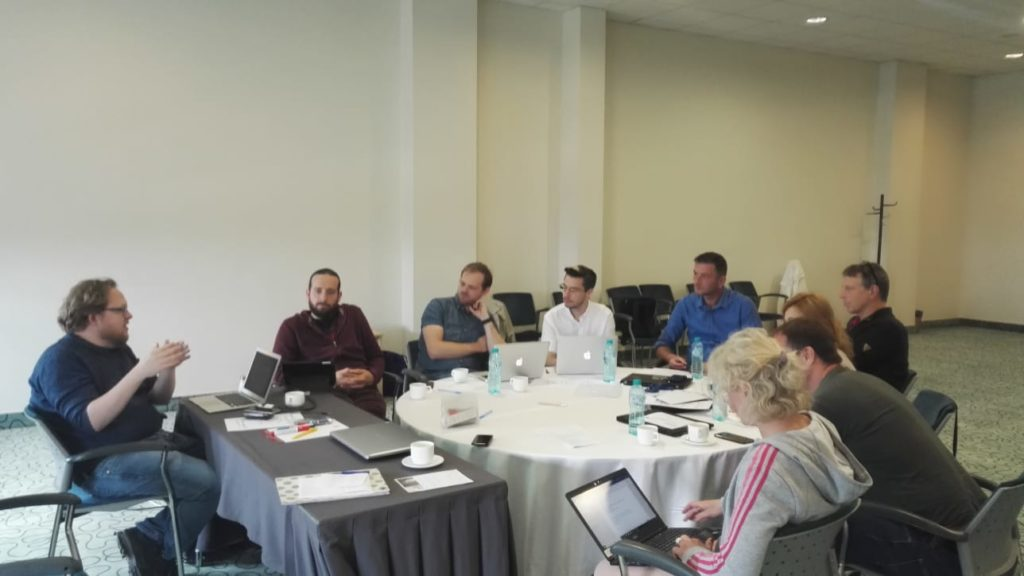 Football Makes History*: Third Transnational Project Meeting in Bucharest