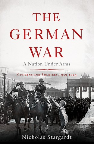 'The German War', a book that sometimes makes you hold your breath