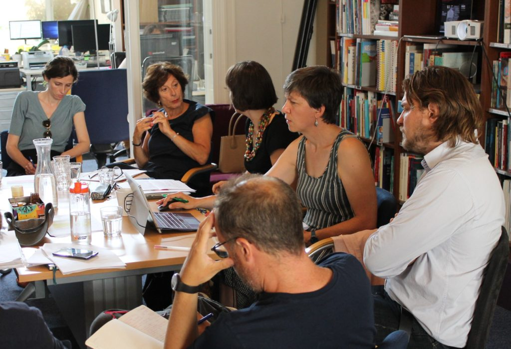 Sharing European Histories meets in The Hague