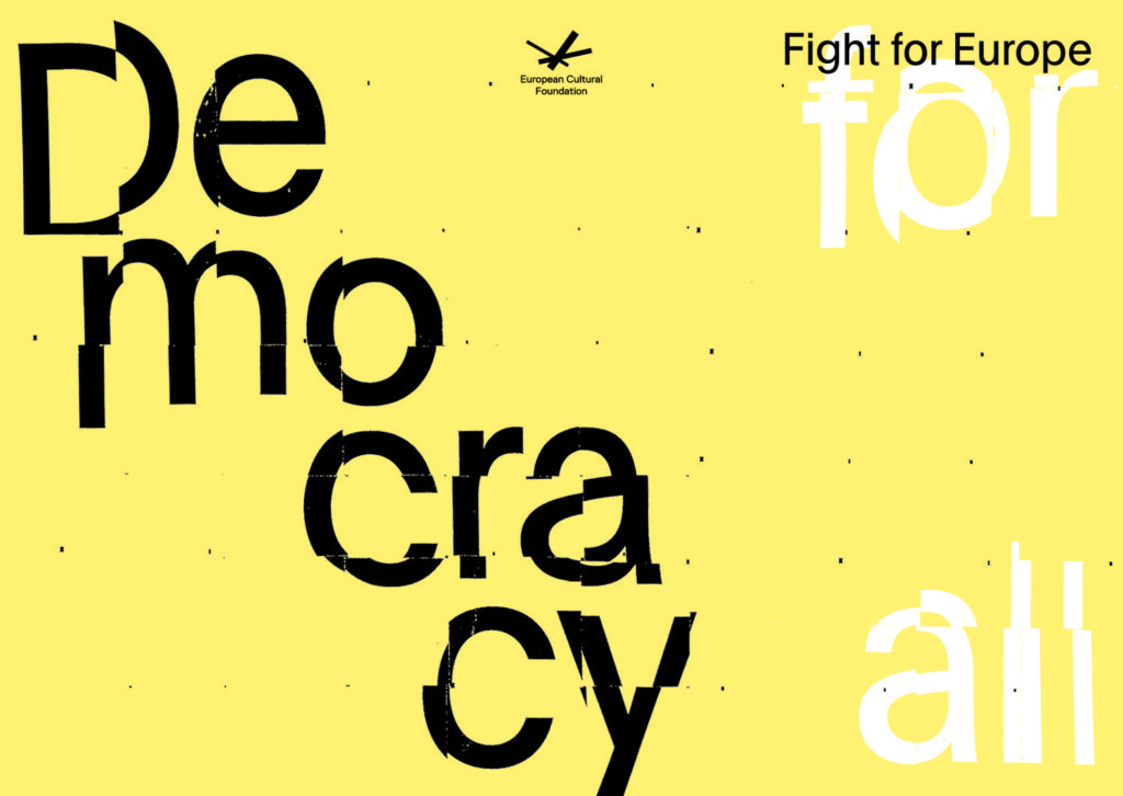 Grant Opportunity – 'Democracy Needs Imagination' by the European Cultural Foundation