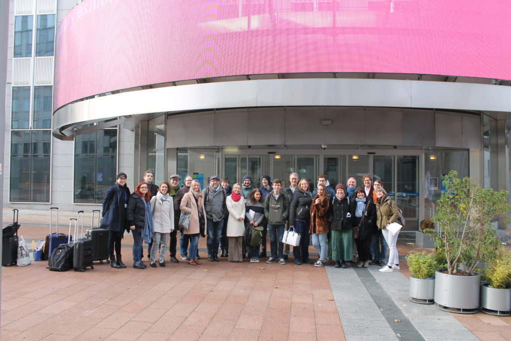 Teaching European Integration. How and Why? – memories from an inspiring training