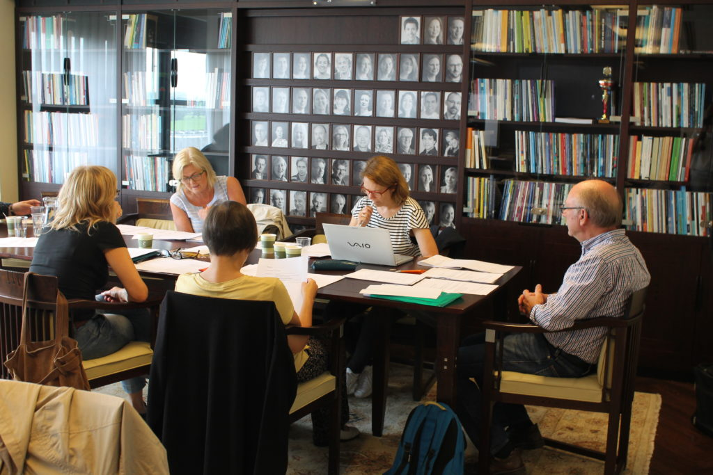 Learning to Disagree - Professional Training for History teachers