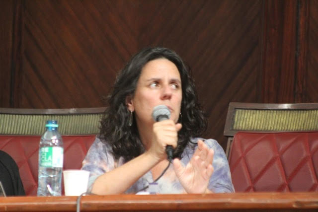 The normalization of violence in history textbooks, an interview with Dr. Angela Bermudez