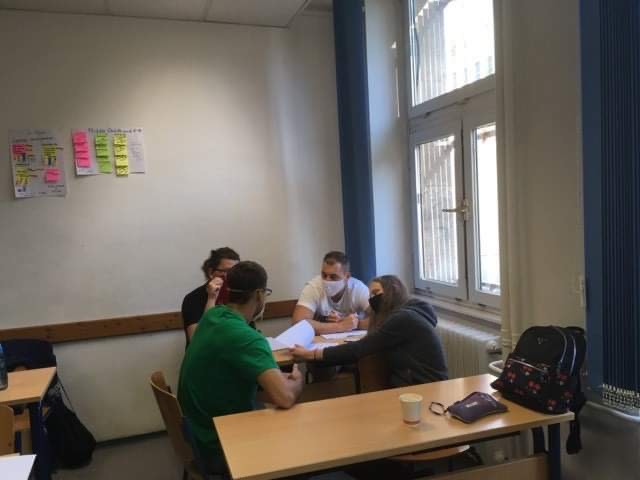 Learning to Disagree Offline – An in-person workshop for teacher trainers in Miskolc, Hungary
