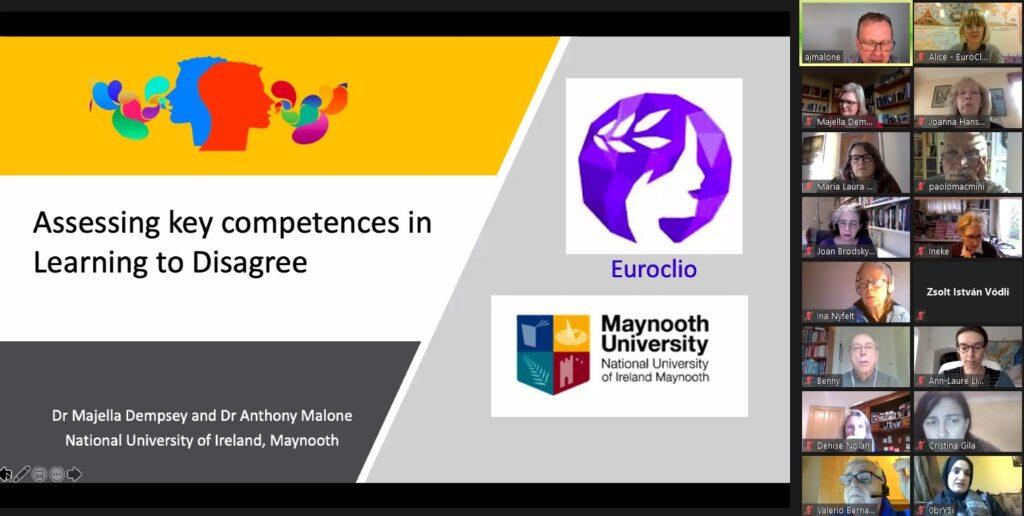 Plenary Workshop on Assessment