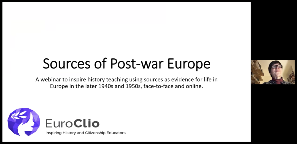 Sources as a Window to the Past: Revisit Helen Snelson's Webinar on Using Sources as Evidence in the Digital Classroom