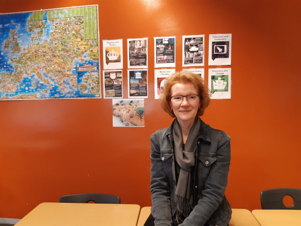 What is the goal of History Education? A conversation with Marianne de Soeten, the Best History Teacher of the Year