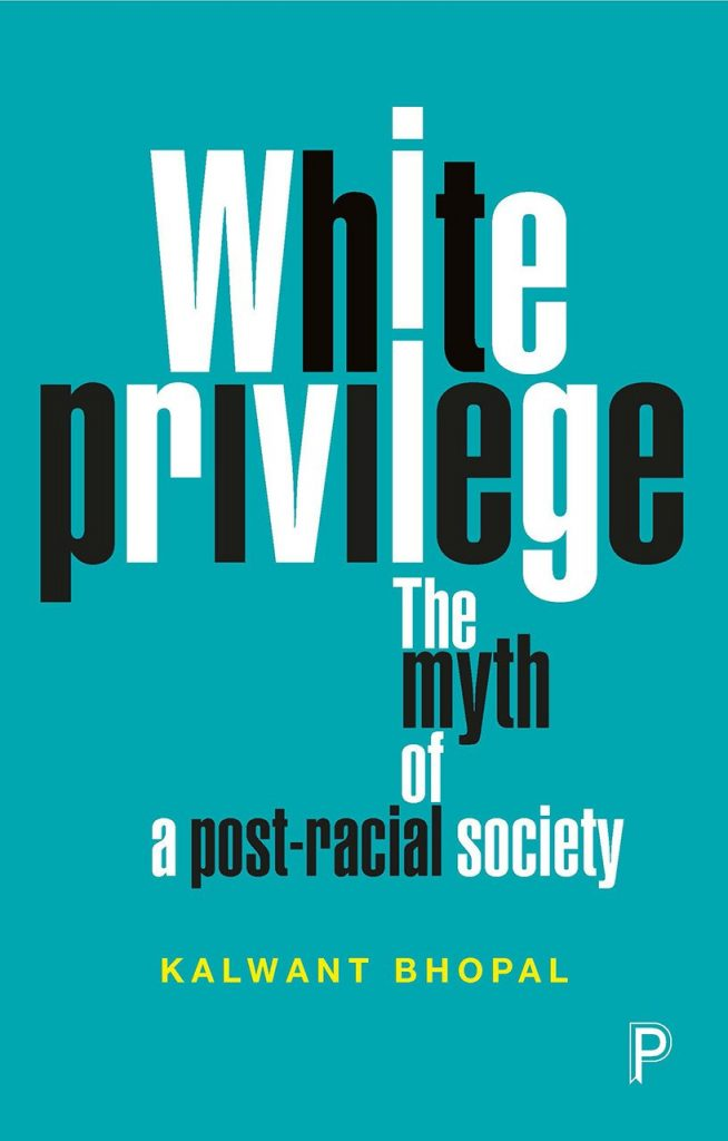 Book review: White Privilege: The myth of a post-racial society