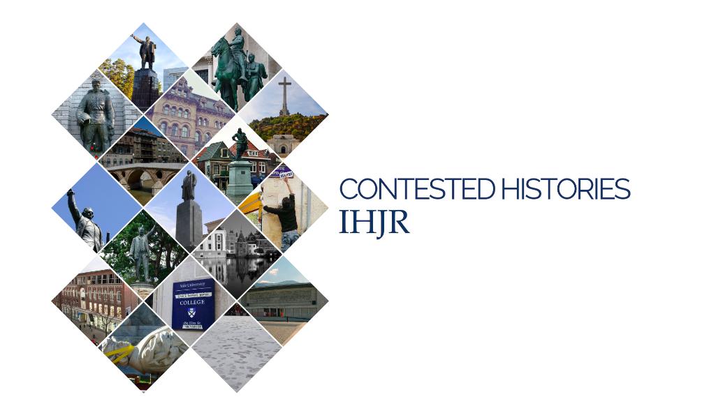 Contested Histories - IHJR Logo